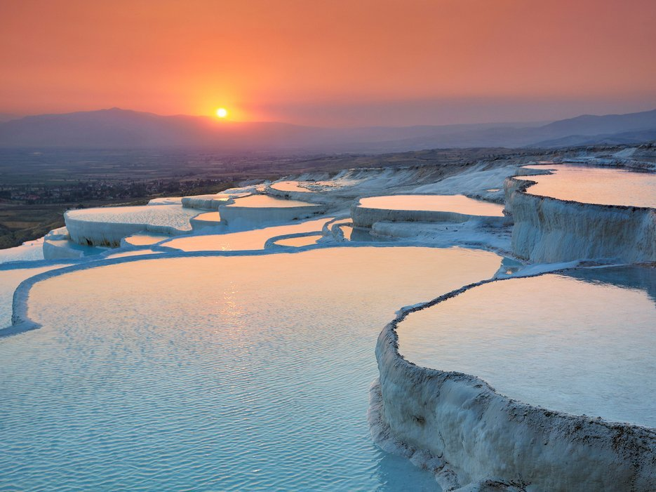 Pammukale - Turkey