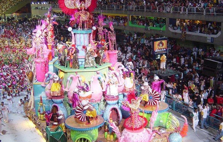 Rio de Janeiro Carnival Tour
